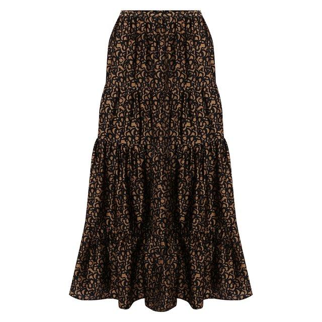 Шелковая юбка Kiton