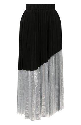 Женская юбка-миди NUDE черного цвета, арт. 1103707/SKIRT | Фото 1