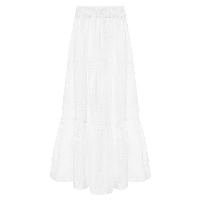 Хлопковая юбка Vilshenko Morye