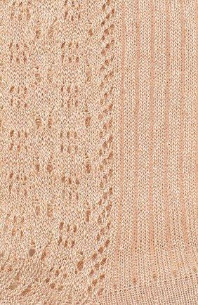 Женские носки OROBLU бежевого цвета, арт. V0BFVF28SM | Фото 2