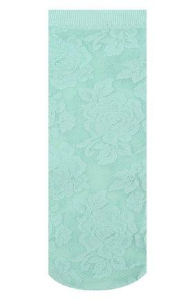 Женские носки OROBLU зеленого цвета, арт. V0BC66294 | Фото 1