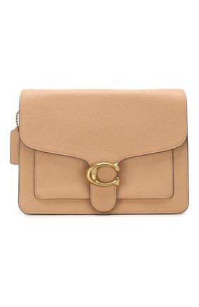 Женская сумка tabby COACH бежевого цвета, арт. 73723 | Фото 1