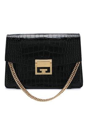 Женская сумка gv3 small  GIVENCHY черного цвета, арт. BB501CB0SS | Фото 1