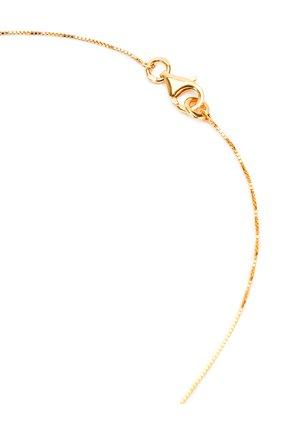 Женское серебряная цепь BOTTEGA VENETA золотого цвета, арт. 622036/VAHU0/50 | Фото 2