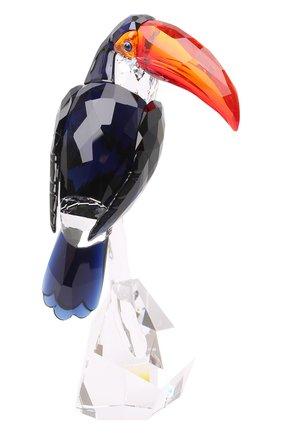 Мужского скульптура toucan SWAROVSKI разноцветного цвета, арт. 5493725   Фото 2