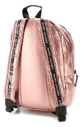 Детская рюкзак MARC JACOBS (THE) розового цвета, арт. W10148 | Фото 2
