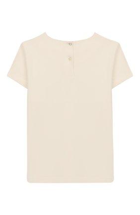 Детская футболка CHARABIA белого цвета, арт. S15006 | Фото 2