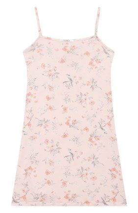 Детская сорочка LA PERLA розового цвета, арт. 71083/2A-6A | Фото 2