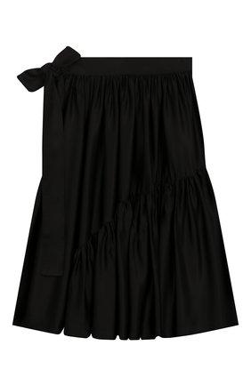Детская юбка UNLABEL черного цвета, арт. LILAC-2/03-IN001-B/12A-16A | Фото 2