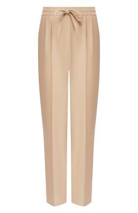 Женские шерстяные брюки JM STUDIO розового цвета, арт. JMSS2009 | Фото 1