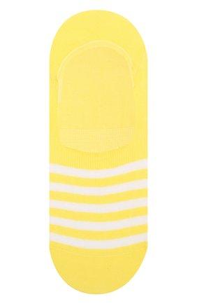 Женские подследники OROBLU желтого цвета, арт. V0BFCF1HST | Фото 1