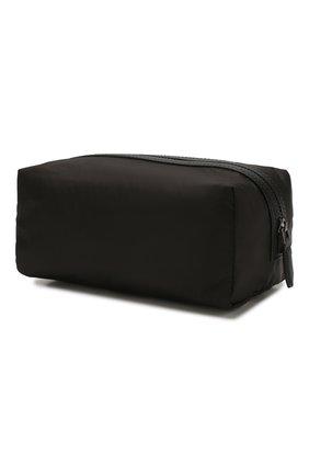 Мужской текстильный несессер SALVATORE FERRAGAMO черного цвета, арт. Z-0726369 | Фото 2