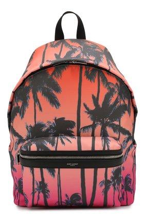 Текстильный рюкзак City | Фото №1