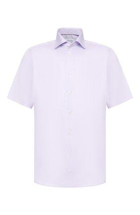 Мужская хлопковая сорочка ETON сиреневого цвета, арт. 3000 79315 | Фото 1