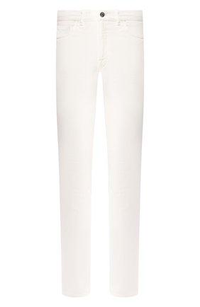 Мужские джинсы BRIONI белого цвета, арт. SPNJ0M/08T01/STELVI0 | Фото 1