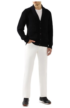 Мужские джинсы BRIONI белого цвета, арт. SPNJ0M/08T01/STELVI0 | Фото 2