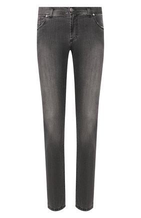 Мужские джинсы ANDREA CAMPAGNA серого цвета, арт. AC302/T43.W245 | Фото 1