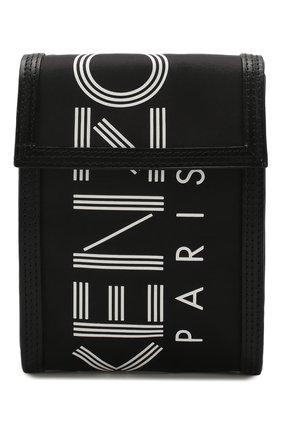 Мужского чехол для iphone KENZO черного цвета, арт. FA55PM208F24 | Фото 1