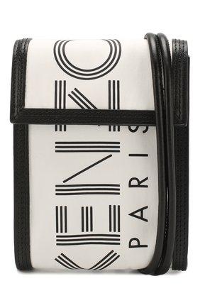 Мужского чехол для iphone KENZO белого цвета, арт. FA55PM208F24 | Фото 4