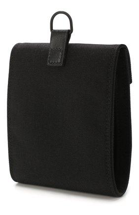 Мужской текстильное портмоне OFF-WHITE черного цвета, арт. 0MNC016S205210201000 | Фото 2