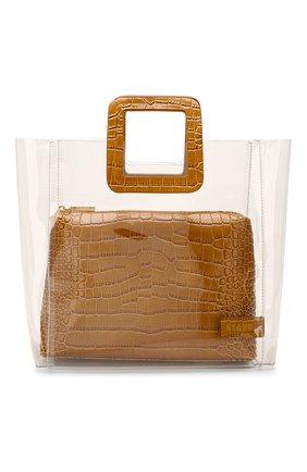 Женская сумка shirley  STAUD коричневого цвета, арт. 18-9013 | Фото 1