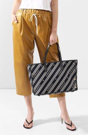 Женская сумка-тоут bond medium GIVENCHY синего цвета, арт. BB50AVB0S0 | Фото 2