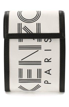 Мужского чехол для iphone KENZO белого цвета, арт. FA55PM208F24 | Фото 1