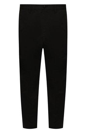 Мужской хлопковые брюки STONE ISLAND SHADOW PROJECT черного цвета, арт. 721930509 | Фото 1