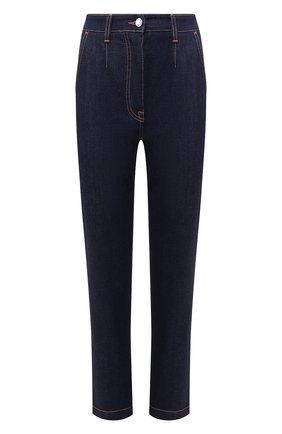 Женские джинсы DOLCE & GABBANA темно-синего цвета, арт. FTBPID/G900B | Фото 1