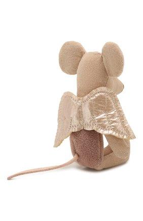 Детского игрушка мышка фея MAILEG темно-розового цвета, арт. 16-9725-00 | Фото 2