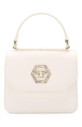 Детская сумка PHILIPP PLEIN белого цвета, арт. S20A GBA0153 PLE075N | Фото 1