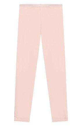 Детские леггинсы MARC JACOBS (THE) розового цвета, арт. W04174 | Фото 2