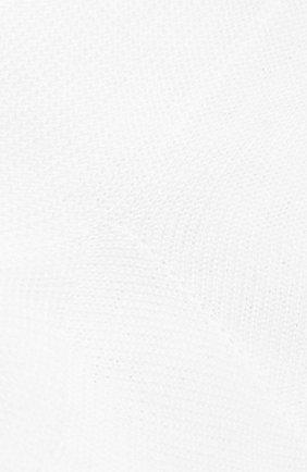 Детские хлопковые носки LA PERLA белого цвета, арт. 43455/29-32 | Фото 2