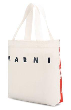 Детская сумка MARNI оранжевого цвета, арт. M002NV-M00HQ | Фото 2
