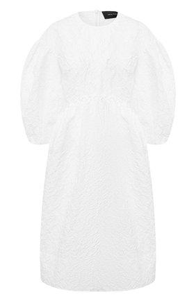 Женское платье SIMONE ROCHA белого цвета, арт. 3705/0359   Фото 1
