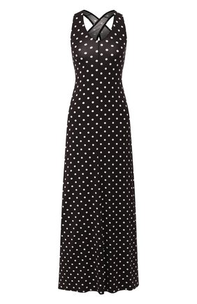 Женское платье из вискозы ANTIGEL черно-белого цвета, арт. ESA1122 | Фото 1