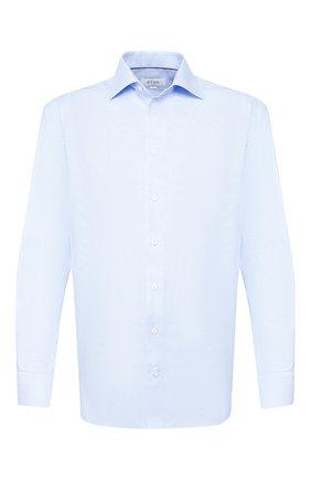 Мужская хлопковая сорочка ETON голубого цвета, арт. 1000 01192 | Фото 1