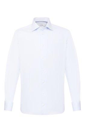 Мужская хлопковая сорочка ETON голубого цвета, арт. 1000 00994 | Фото 1