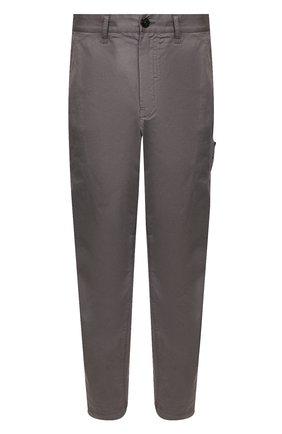 Мужской хлопковые брюки STONE ISLAND SHADOW PROJECT серого цвета, арт. 721930509 | Фото 1
