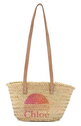 Детская сумка CHLOÉ бежевого цвета, арт. C10268 | Фото 1