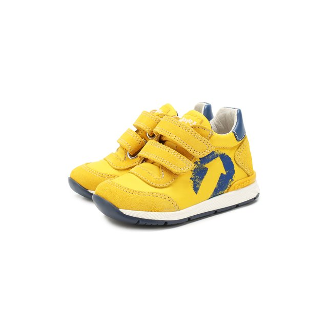 Замшевые кроссовки Falcotto — Замшевые кроссовки