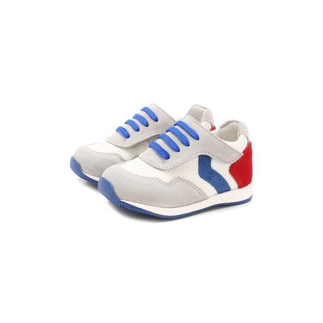 Кожаные кроссовки Walkey — Кожаные кроссовки