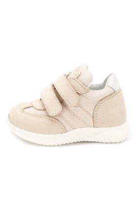 Детские кроссовки WALKEY бежевого цвета, арт. Y1B4-40643-0168/19-24 | Фото 2