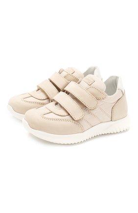 Детские кроссовки WALKEY бежевого цвета, арт. Y1B4-40643-0168/25-29 | Фото 1