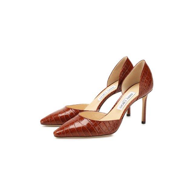 Кожаные туфли Esther 85 Jimmy Choo