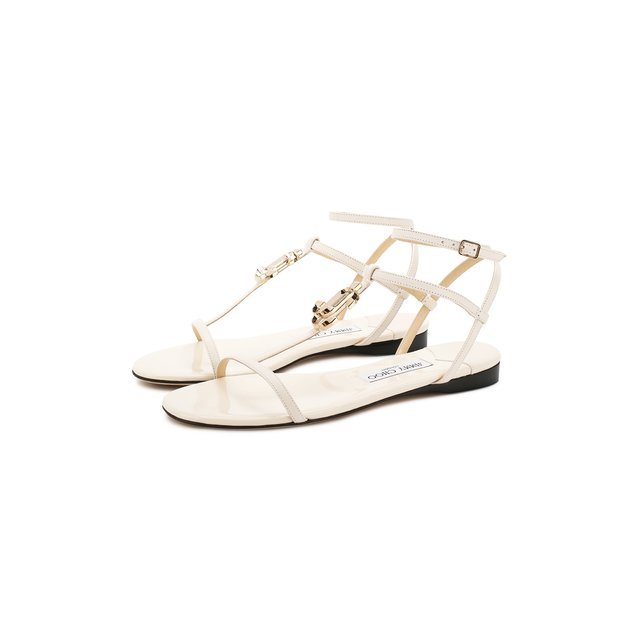 Кожаные сандалии Alodie Jimmy Choo