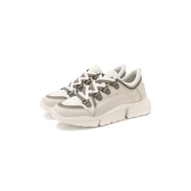 Комбинированные кроссовки Lorena Antoniazzi — Комбинированные кроссовки