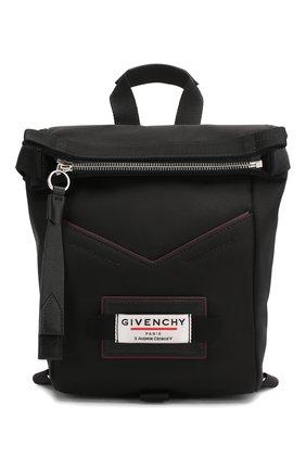 Женский рюкзак downtown mini GIVENCHY черного цвета, арт. BB50BNB0RT | Фото 1