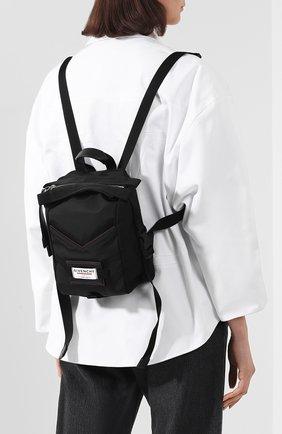 Женский рюкзак downtown mini GIVENCHY черного цвета, арт. BB50BNB0RT | Фото 2