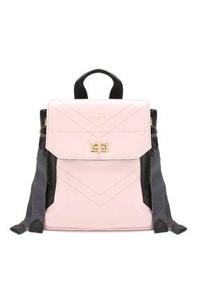 Женский рюкзак id GIVENCHY розового цвета, арт. BB50BRB0S5 | Фото 1